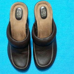 Canyon river blues shoes